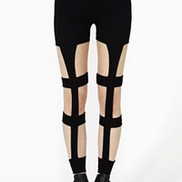 Caged Up Leggings