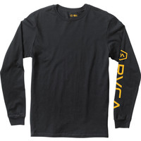 Cinch Long Sleeve T-Shirt | RVCA