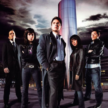 Torchwood 11x17 TV Poster (2006)