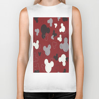 MICKEY MOUSE Biker Tank by Acus