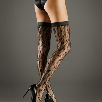 Wolford: Lilie Stay-Up at Nancy Meyer