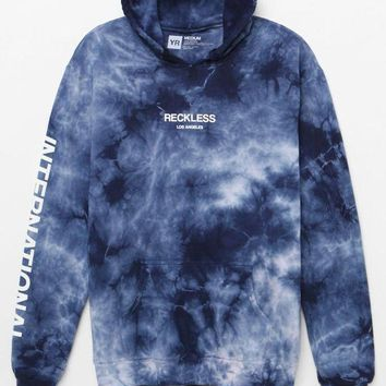 CREYONDI5 Young and Reckless Classic Int'l Pullover Hoodie