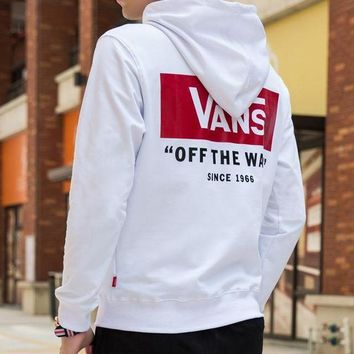 ESBON Vans Women Men Lover Hooded Top Sweater Pullover Sweatshirt Hoodie Pants Trousers Sweatpants Sportswear