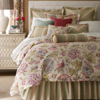 "ROSE TREE - ""Coventry"" Bed Linens - Horchow"