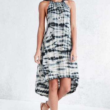 Ecote Hazelene Ombre High/Low Knit Dress - Urban Outfitters
