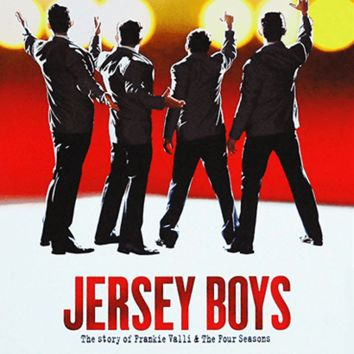 Jersey Boys the Musical Broadway Poster