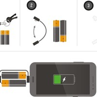 The Nipper - The world's smallest phone charger