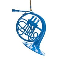 How I Met Your Mother Blue French Horn Ornament
