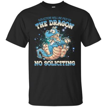 Solicitor Will Be Fed UB™ - Dragon