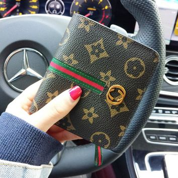 Spoof Classic GUCCI Fashion Wallet for Women