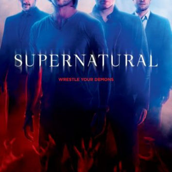 Supernatural 11inx17in Mini Poster