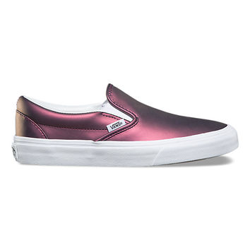 Muted Metallic Slip-On | Shop At Vans