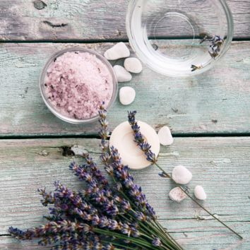 Lavender Collection: Relax & Soothe