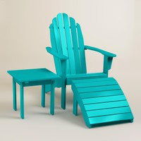 Capri Blue Adirondack Collection