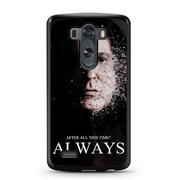 Severus snape always after all this time LG G3 Case