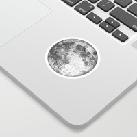 Bella Luna Sticker by ecmazur