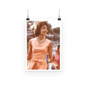 Jackie Kennedy *online exclusive* poster