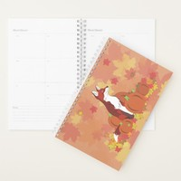 A Fox In the Pumpkin Patch Planner