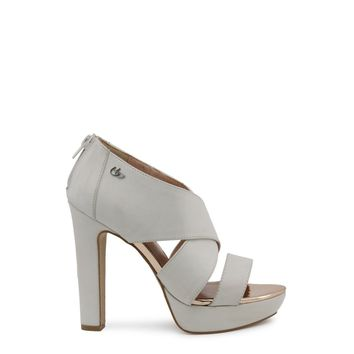 Blu Byblos THIN White/Rose Gold Sandal