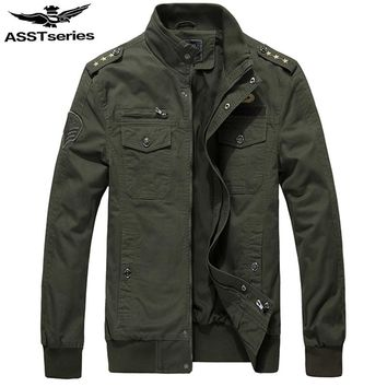 2017 Tactical Military Jacket Men Men's Army Bomber Jacket Windbreaker Waterproof Autumn Militar Style Male Coat Ceket.DA42