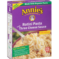 Rotini Pasta with Three Cheese Sauce - 7.25 oz each
