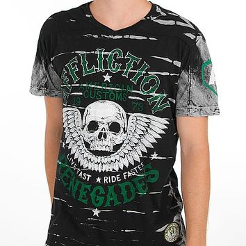 Affliction American Customs Renegades T-Shirt