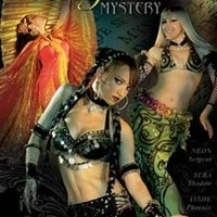 """""""Fantasy Belly Dance: Mystery - 3 advanced choreographies"""" DVD"""