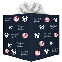 MLB New York Yankees Wrapping Paper