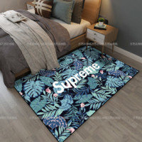Stylish SUPREME Floor Indoor/Outdoor Mat