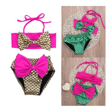 Mermaid Two Piece Swimsuit