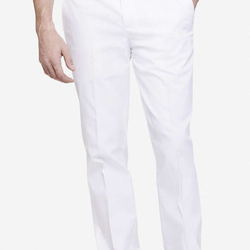 STRETCH COTTON PHOTOGRAPHER DRESS PANT from EXPRESS