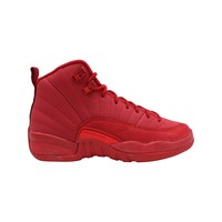 Air Jordan Kid's 12 XII Retro GS Gym Red