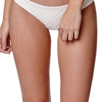Bottom - Womens Swimwear - White