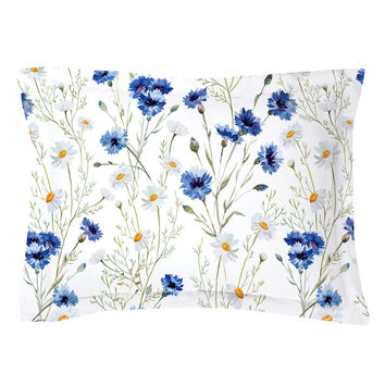 Daisy Delight Pillow Shams