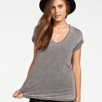 BILLABONG Tune In Womens Tee 246572110 | Knit Tops & Tees