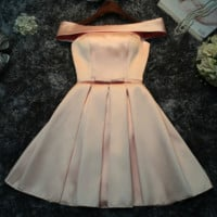The new bride's bridesmaid dresses the word dinner dress dress little dress