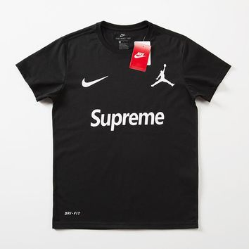 Cheap Women's and men's supreme t shirt for sale 85902898_0048