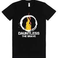 Dauntless-Female Black T-Shirt