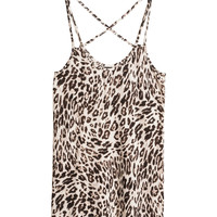 H&M - Patterned Tank Top