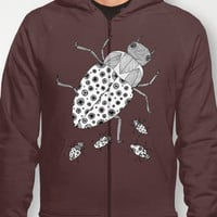 Roaches on a Sunny Day Hoody by lush tart | Society6