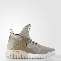 adidas Tubular X Knit Shoes - Grey | adidas US
