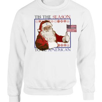 'Tis The Season' Holiday Sweatshirt