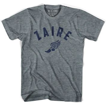 Zaire Track T-shirt-Adult