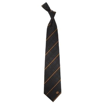 Oklahoma State Cowboys NCAA Oxford Woven Mens Tie