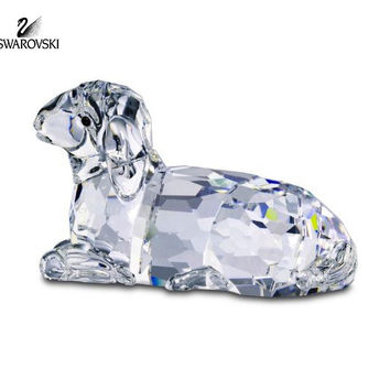 Swarovski Clear Crystal Nativity Figurine MOTHER SHEEP #631437