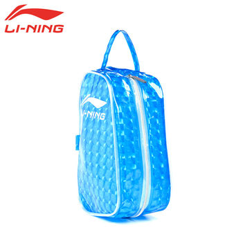 Waterproof Swimsuit Bag Women Men Transparent Swimming Bag Swimming Pool Beach Sack Blue Pink