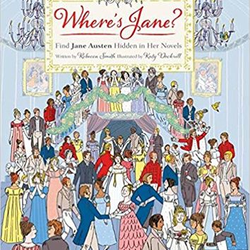 Where's Jane? Hardcover – February 1, 2018