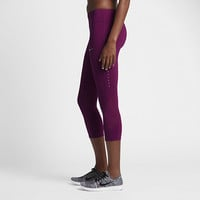 The Nike Power Epic Lux Women's Running Crops.