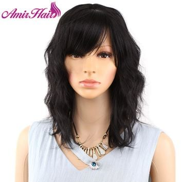 Wavy Hot Girl Flapper Synthetic Wig