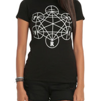Pvris Circles Logo Girls T-Shirt